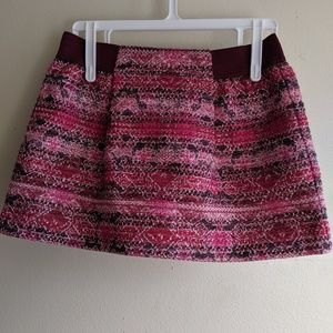 Genuine kids oshkosh Patterned skirt